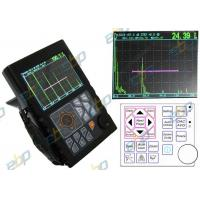 China Digital NDT Ultrasonic Testing Equipment Automatic Calibration Gain For Welding Flaw Detect wholesale