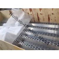 China Aluminum Perforated Sheet Metal Screen Facade For 4S Shop Facade Or Room Ceiling wholesale