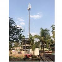 China 15m pneumatic telescopic mast 300kg payloads NR-3300-15000-300L for mobile telecommunication tower wholesale