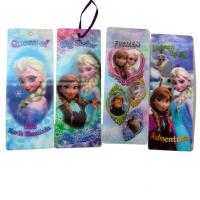 China FAMA Cerification 3D Lenticular Bookmarks CMYK Printing 80gsm - 250gsm wholesale