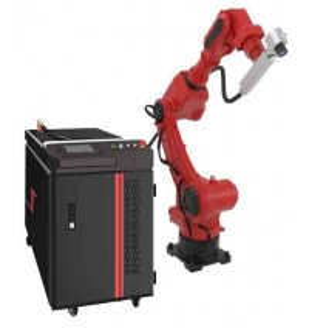 China Reprogrammable Robotic 1000W 1064nm Fiber Laser Welder wholesale