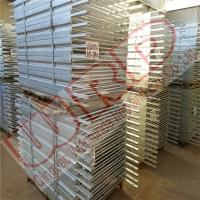 China 6' Leng safty  Hot Dipped Galvanized Steel Pedestrian Barrier made exported to USA on sale