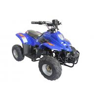 China Small High speed 36V or 48V , 500W or 750W Electric Quad ATV for youth wholesale