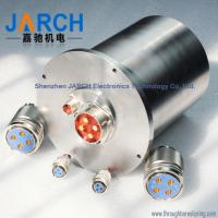 China Stainless Steel Explosion Proof Slip Ring ID 30mm / Electrical Slip Ring on sale