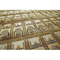 China 2012 New!!!islamic prayer mats with qibla finder wholesale