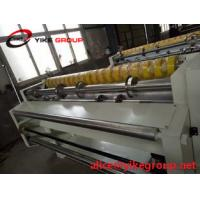 China Computerized Control Rotary Knife Corrugated Paperboard Machine Paper Roll Sheet Cutter wholesale