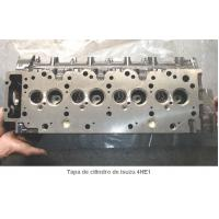 China Gasoline Engine Cylinder Block Tapa De Cilindro De Isuzu 4he1 Cylinder Block wholesale