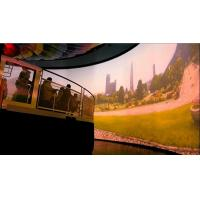 China Dark Ride Pleasure Railways Creative Entertainment Simulator For Theme Park Fantastic wholesale
