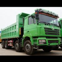Buy cheap heavy duty low price Shacman 6*4 8*4 dump trucks F3000 Shacman truck from wholesalers
