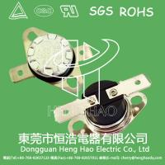 China KSD301 auto  reset thermostat,KSD301 temperature thermostat wholesale