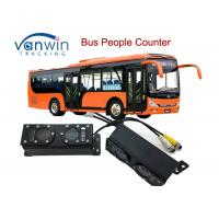 China Bus Passenger Counter 3G Mobile DVR GPRS People Counting Sensor wholesale