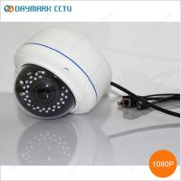 China Outdoor waterproof infrared night vision cctv dome camera wholesale