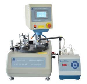 China 12 Programmable Precision Lapping / Polishing Machine Unipol-1200S on sale