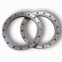 China High Efficiency Flat Welding Flange Plate Stainless Steel Fittings Pipe Flange wholesale