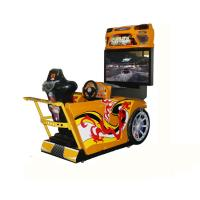China 42 Inch Coin Operated Racing Game Machines For Game Hall With 1 Year Warranty wholesale