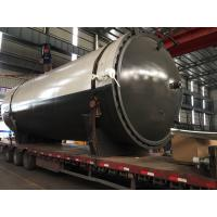 China 0.6x0.8M Electric Heating Carbon Fiber Autoclave Small Composite Autoclave With ASME Standard wholesale