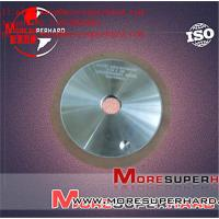 Buy cheap Diamond Girnding Wheel Resinoid for Carbide Insert Grinding alan.wang@moresuperhard.com from wholesalers