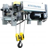 Buy cheap Single Girder Electric Low headroom Wire Rope Hoists 3.2 Ton ~ 12.5 Ton from wholesalers