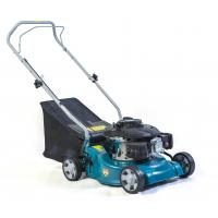 China Hand Push gasoline Lawn Mowers , Grass Mowing Machine99cc Safe 2800rpm Rated Speed on sale