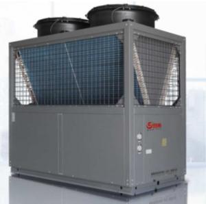 China 220KW High Temperature Air Source Heat Pump Hot Tub 380V wholesale