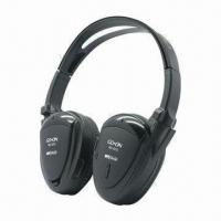 Dual Use Active Noise Canceling Headphones for Airline