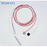 China Sintered EEG Electrodes And Cables For EEG Electrode Cap To Monitor Brain Diseases wholesale