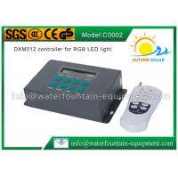 China RGB Swimming Pool Light Controller DMX512 Color Chaging Professional CE / RoHs wholesale