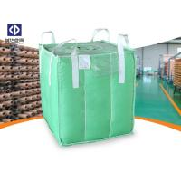 China Polypropylene FIBC Bulk Bags / Baffle Bag With Inner Bag Color Customized wholesale