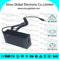 China qualitied supplier portable power adapter 65W 24V 2.7A power supply