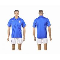 China 2014 The World Cup Italy home football jersey wholesale source wholesale