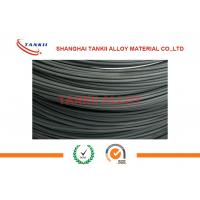 Quality Tankii Alloy Chromel Alumel Thermocouple Rod 10mm With Oxidized Color In 650mm Length 700mm Length for sale