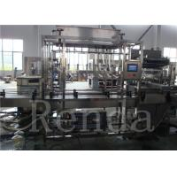 China Water Filling Machinery Oil Filling Machine Bottling Production Line for Big Bottle 5L/10L wholesale