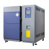China High Low Temperature Humidity Simulate Climatic Thermal Shock Test Chamber For Automotive Glass on sale