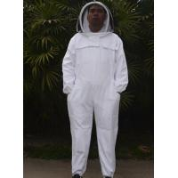 China Single Layer Terylene and Cotton Material Beekeeping Protective Clothing with Bee Hat wholesale