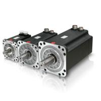 China 3 Phase Electric Synchronous Servo Motor With High Power Density And High Peak Torques wholesale