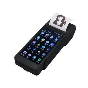China FP605 EMN Cerificated Fingerprint Scanner POS Terminal Support Wifi 4G Barcode Scanner 2D/1D wholesale