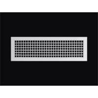 China ZS-CH-02 27mm border Aluminum well return air grilles wholesale