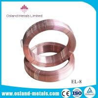 China Welding Machine Use Submerged Arc Welding Wire EL-8 / H08A 2.5MM wholesale