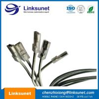 China TE Connectivity AMP Connectors Fastin-Faston 1P Connector Add ETFE Mlticore Automotive Wiring Harness PICH 6.35MM wholesale