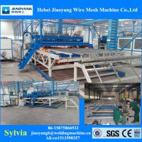 Best price automatic welded wire mesh welding machine