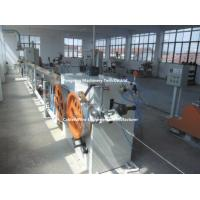 Quality Φ45anti-high temperature telfon cable extruding production line for sale