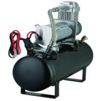China 150 PSI 12V On Board Air Compressor With 1.5 Gallon Tank  Portable Air Compressor 4x4 wholesale