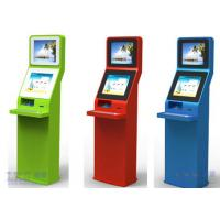 China Windows 7 Or Linux Internet Healthcare Kiosk With Pin Pad Medical Kiosk Machines wholesale