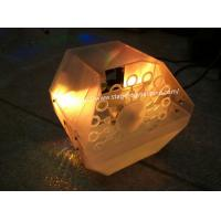 China 12 Watt LED Bubble Making Machines Built-in Sound Active LEDs For Home Use Private Party X-021A wholesale