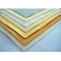 China PPS P84 Filter Fabric Industrial Filter Bag filtration cloth Non toxic / odorless wholesale