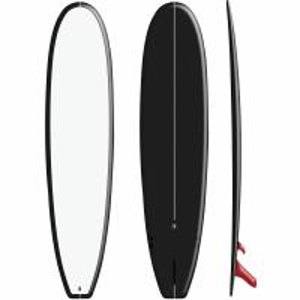 China Customized Carbon Fiber Surfboard 7