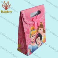 China Excellent Design Cardboard Customized Paper Bags For Gift wholesale