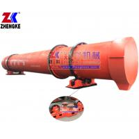 Quality Gypsum rotary dryer with CE ISO certifications(Skype:Zhengke-Serena Fu) for sale