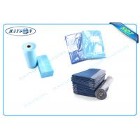 Quality Blue or Green Waterproof PP Non Woven Medical Fabric for Surgical Mask or for sale