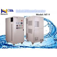 China 30g Air Cooling Ozone Generator Water Purification For Food And Beverage Industry wholesale
